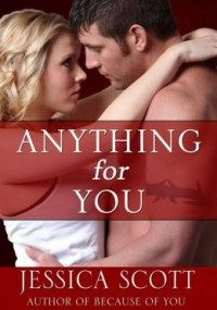 Review Anything For You by Jessica Scott