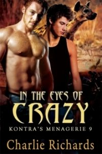 Review In the Eyes of Crazy by Charlie Richards