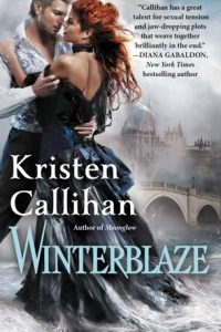 Review Winterblaze by Kristen Callihan