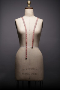 mannequin to be used in Tilly Greene article