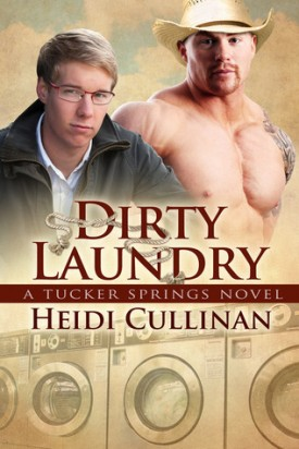 Review: Dirty Laundry by Heidi Cullinan