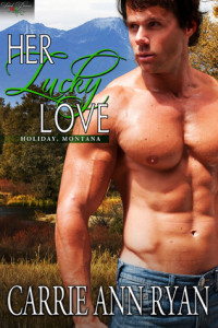 ARC Review: Her Lucky Love by Carrie Ann Ryan