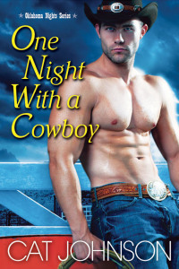 One Night With A Cowboy, Cat Johnson, Cowboy