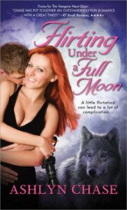 Review Flirting Under a Full Moon by Ashlyn Chase