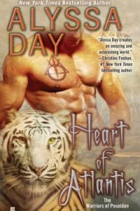 Review Heart of Atlantis by Alyssa Day