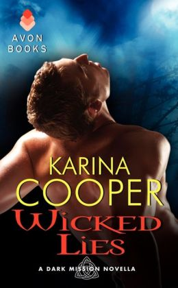 Review Wicked Lies by Karina Cooper