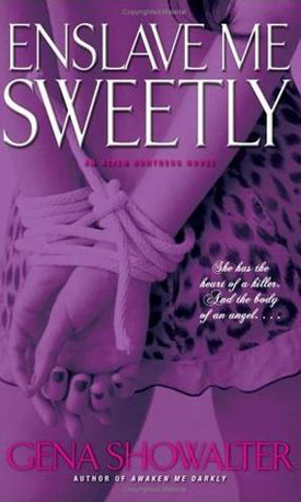 Review: Enslave Me Sweetly by Gena Showalter