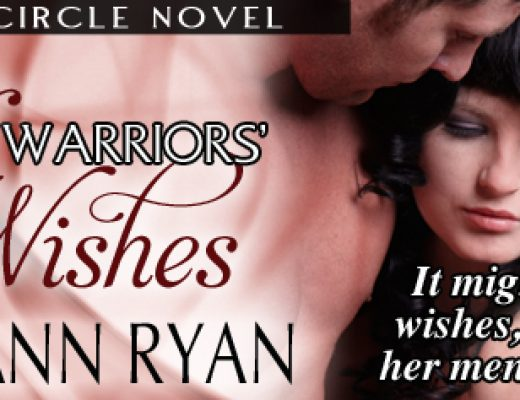 "Carrie Ann Ryan Stops By to Talk About ""Her Warriors' Three Wishes"" (Giveaway)"