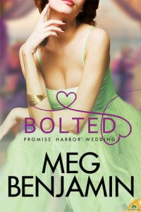 Review Bolted by Meg Benjamin