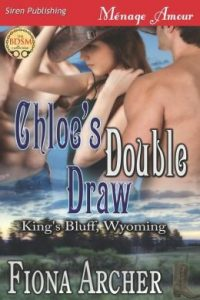 Review Chloe's Double Draw by Fiona Archer