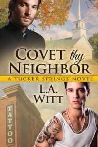 Review Covet Thy Neighbor by L.A. Witt