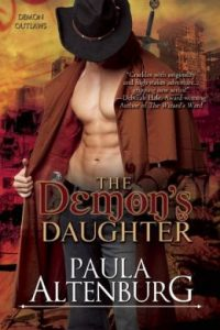 Review The Demon's Daughter by Paula Altenburg
