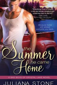 Review The Summer He Came Home by Juliana Stone