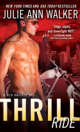 ARC Review: Thrill Ride by Julie Ann Walker