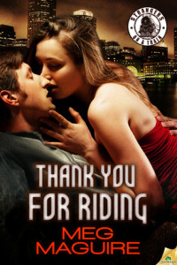 Afternoon Delight Review: Thank You For Riding by Meg Maguire