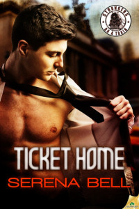 Afternoon Delight Review: Ticket Home by Serena Bell