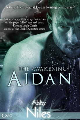Review: The Awakening: Aidan by Abby Niles