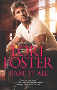 Review Bare It All by Lori Foster