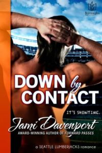 Review Down by Contact by Jami Davenport