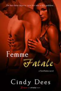 Review Femme Fatale by Cindy Dees