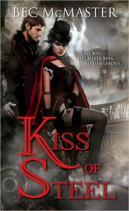 Review: Kiss of Steel by Bec McMasters