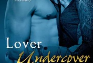 Shari and R.W. Review: Lover Undercover by Samanthe Beck