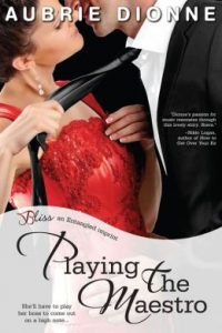 Review Playing the Maestro by Aubrie Dionne