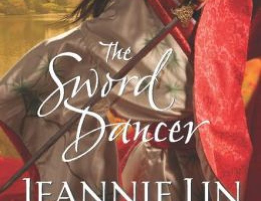 ARC Review: The Sword Dancer by Jeannie Lin
