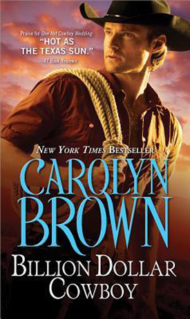Review: Billion Dollar Cowboy by Carolyn Brown
