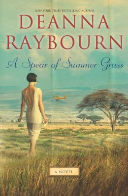 Review: A Spear of Summer Grass by Deanna Raybourn