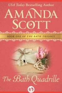 Review The Bath Quadrille by Amanda Scott