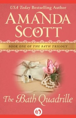 Review: Bath Quadrille by Amanda Scott