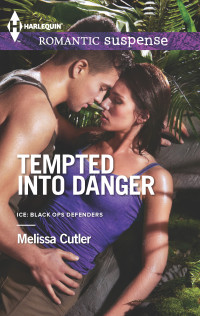 Tempted into Danger by Melissa Cutler
