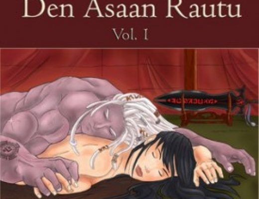 Review: The Commander and the Den Asaan Rautu by Michelle Franklin