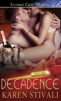 Book Blast + Giveaway: Decadence by Karen Stivali