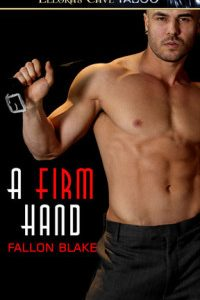 Review A Firm Hand by Fallon Blake