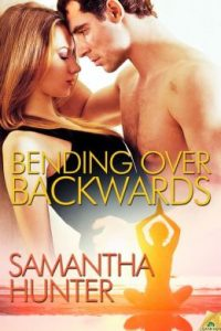 Review Bending Over Backwards by Samantha Hunter