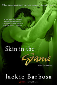 Review Skin in the Game by Jackie Barbosa