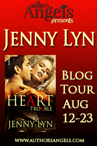 Jenny Lyn: Packing Heat...The Turn On (Giveaway)