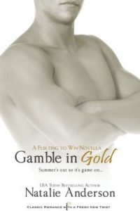 Review Gamble in Gold by Natalie Anderson