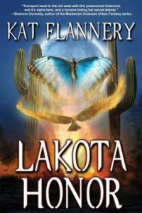 Review Lakota Honor by Kat Flannery