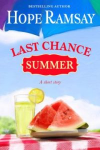 Review Last Chance Summer by Hope Ramsay