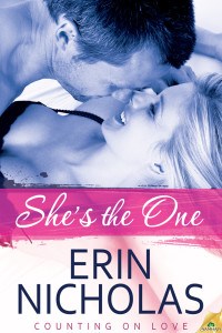 Review: She's the One by Erin Nicholas