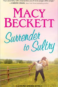 Review Surrender to Sultry by Macy Beckett