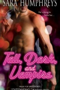 Review Tall Dark and Vampire by Sara Humphreys
