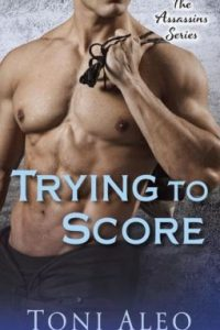 Review Trying to Score by Toni Aleo