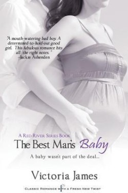 Afternoon Delight: The Best Man's Baby by Victoria James