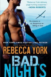 Review Bad Nights by Rebecca York
