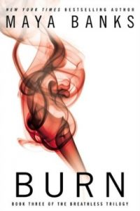 Review Burn by Maya Banks
