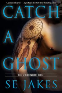 Review Catch a Ghost by SE Jakes
